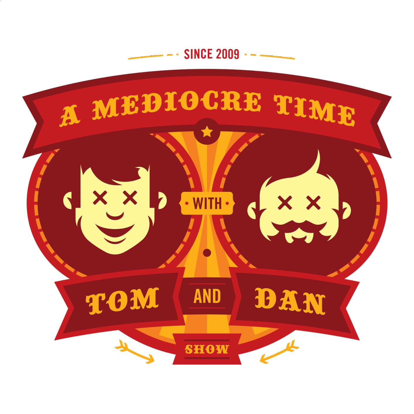 Tom and Dan Merchandise